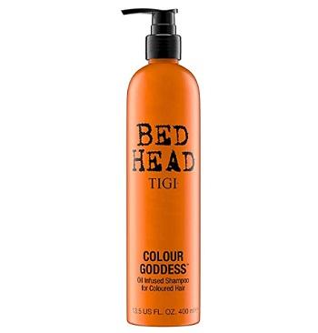 TIGI Bed Head Color Goddess Oil Infused Shampoo