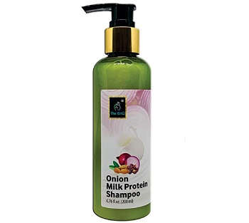 The EnQ Onion Milk Protein Shampoo