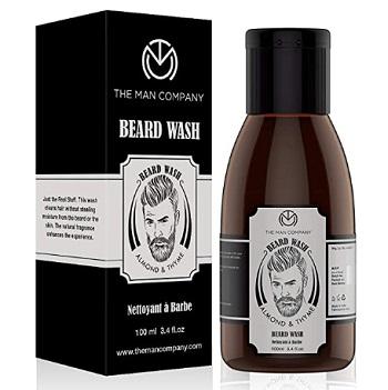 The Man Company Beard Wash for Growth