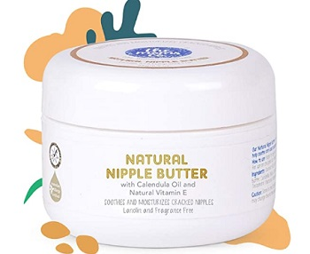 The Moms Co. Natural Nipple Butter