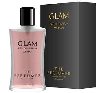 The Perfumer Glam Fresh and Romantic Perfume for Women