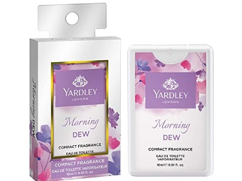 Yardley London Morning Dew Compact Perfume