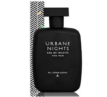 All Good Scents Urbane Nights Eau De Cologne For Men