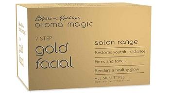 Aroma Magic 7 Step Gold Facial kit