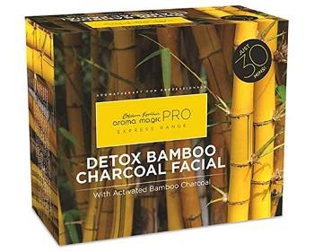 Aroma Magic Detox Bamboo Charcoal Facial Kit