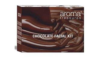Aroma Treasures Chocolate Facial Kit