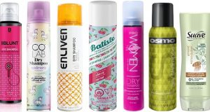 Best Dry Shampoos in IndiaDove Invigorating Dry Shampoo