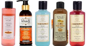 Best Khadi Herbal Face Wash in India