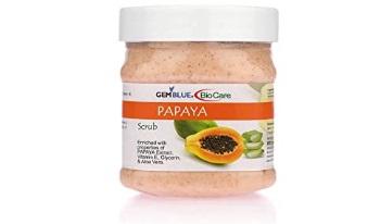 BioCare Papaya Scrub