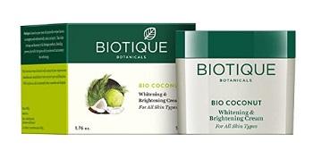 Biotique Bio Coconut Whitening and Brightening Cream