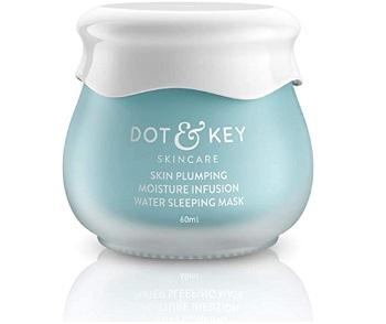 Dot & Key Skin Plumping Moisture Infusion Water Sleeping Mask