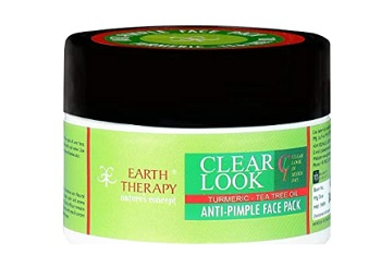 Earth Therapy Anti Acne and Pimple Face Pack