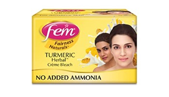 Fem Herbal Turmeric Creme Bleach