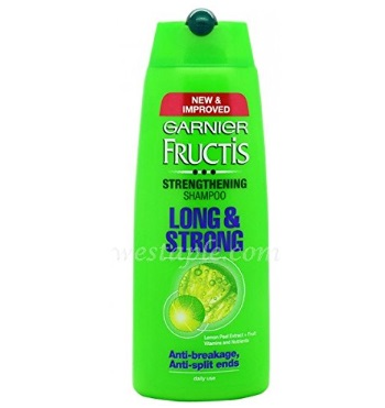 Garnier Fructis Long and Strong Strengthening Shampoo