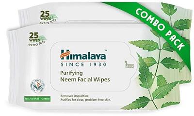 Himalaya Purifying Neem Facial Wipes