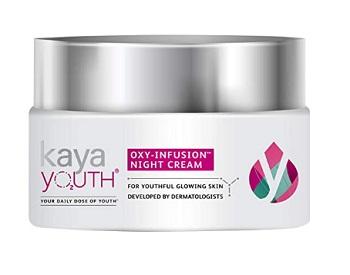 Kaya Youth Oxy-Infusion Night Cream
