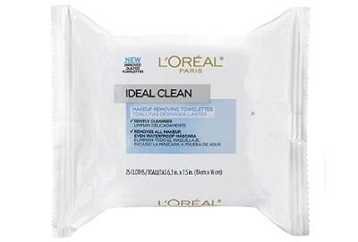 L'Oreal Paris Ideal Skin Make Up Removing Towelettes