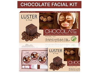 Luster Chocolate Facial kit