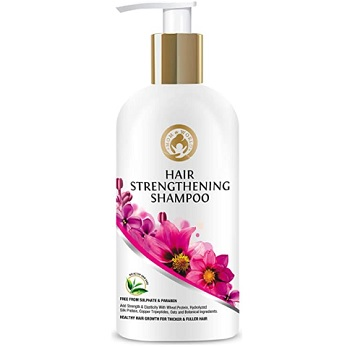 Mom & World Hair Strengthening Protein Shampoo