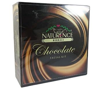 Naturence Herbals Chocolate Facial Kit