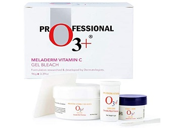 O3+ Meladerm Vitamin C Gel Bleach for Skin Whitening