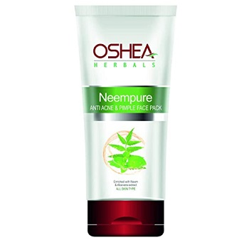 Oshea Neempure Anti Acne & Pimple Face Pack