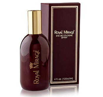Royal Mirage Brown Classic Original Eau de Cologne