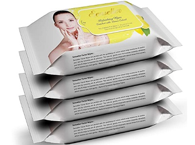 Senseller Refreshing Facial Wet Wipes