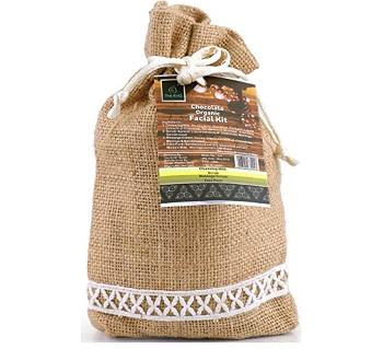 The EnQ Organic Chocolate Facial Kit