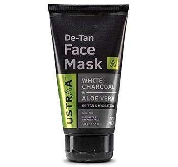 Ustraa De-Tan Face Mask for Dry Skin