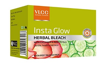 VLCC Insta Glow Herbal Bleach Cream