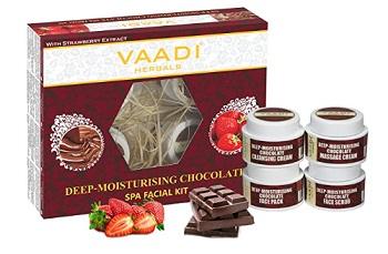 Vaadi Herbals Deep Moisturising Chocolate Spa Facial Kit