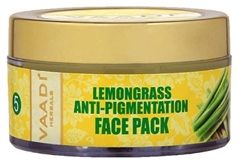 Vaadi Herbals Lemongrass Anti Pigmentation Face Pack