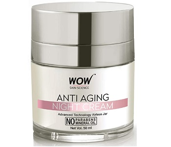 WOW Anti Aging Night Cream