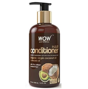 WOW Coconut & Avocado Hair Conditioner