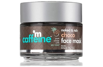 mCaffeine Naked & Rich Choco Face Mask