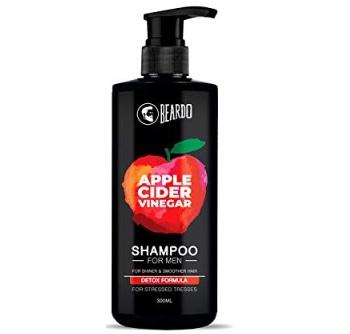 Beardo Dandruff Control Shampoo with Apple Cider Vinegar