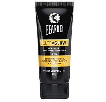 Beardo Ultraglow Face Lotion For Men