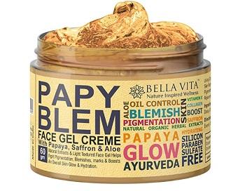 Bella Vita Organic Pigmentation Blemish Cream Gel