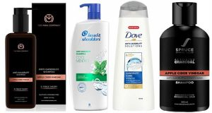 Best Anti Dandruff Shampoo for Men in India