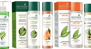 Best Biotique Skin Care Products in India