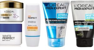 Best L'Oreal Products For Skin in India