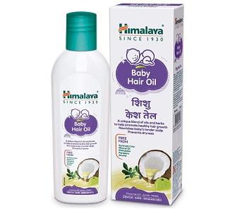 Himalaya Baby Hair Oil