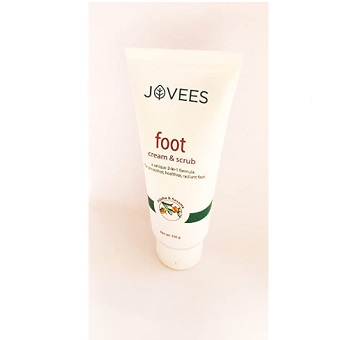 Jovees 2 in 1 Foot Care Cream