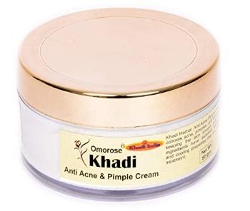 Khadi Anti Acne & Pimple Cream