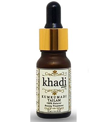 Khadi Global Royale Kumkumadi Tailam Treatment (2)