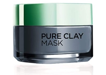 L'Oreal Paris Pure Clay Detoxify with Charcoal Clay Mask