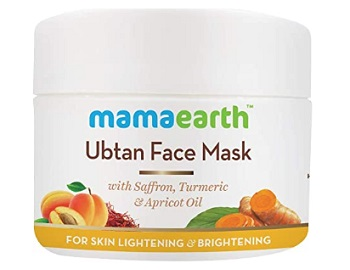 Mamaearth Ubtan Face Pack Mask