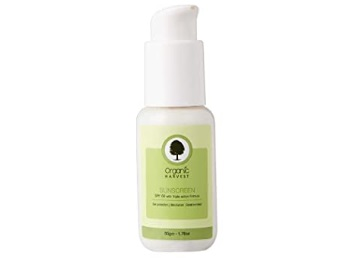 Organic Harvest Sunscreen SPF 60