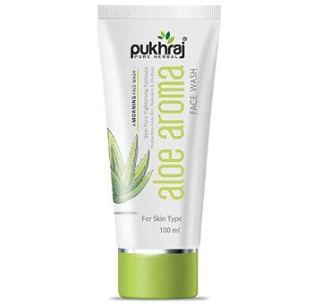 Pukhraj Aloe Aroma Morning Face Wash
